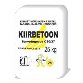 Kiirbetoon Uninaks C30/37 25kg