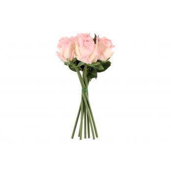 Kunstlill Roosikimp 29cm roosa