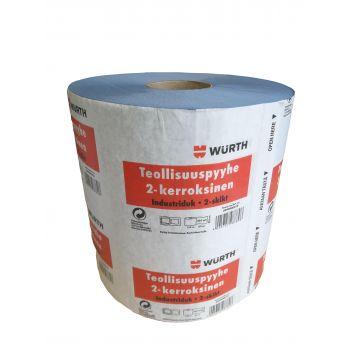 Paberrätik 20,5x37cm 150m sinine rull 4045727987896