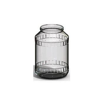 Klaaspurk 1L Q82mm 4743099009313