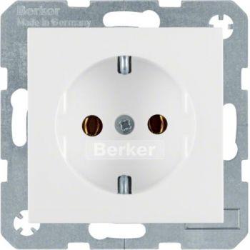 Pesa Berker maandusega S.1 valge 4741131101520