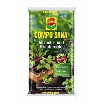 Muld külvi-ja maitsetaimedele 5L Compo