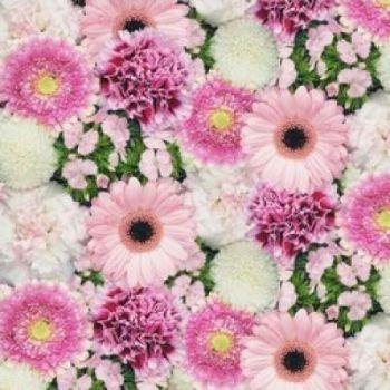 Kleebis 45cmx2m läikiv lilled