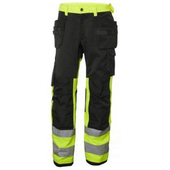 Tööpüksid HH Alna CL1 kollane/must C48