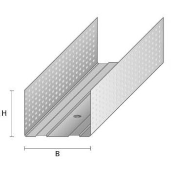 Metallkarkassi vöö HP42/30 3,0m