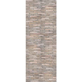 Seinapaneel PVC Narrow brick 2,65m