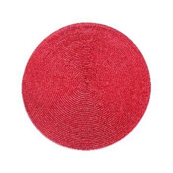 Lauamatt Splot 38cm punane