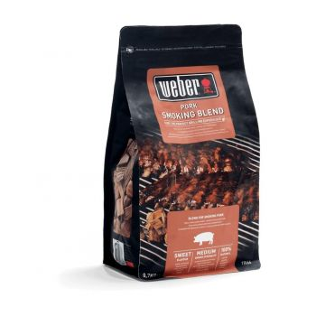 Suitsulaastud Weber pork 0,7kg 077924048838