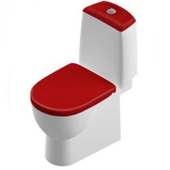 WC-pott Sanita Luxe Red TJ