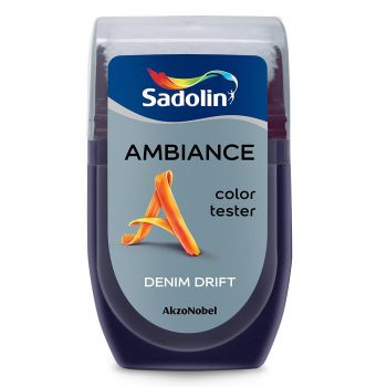 Ambiance tester Sadolin 30ml denim drift