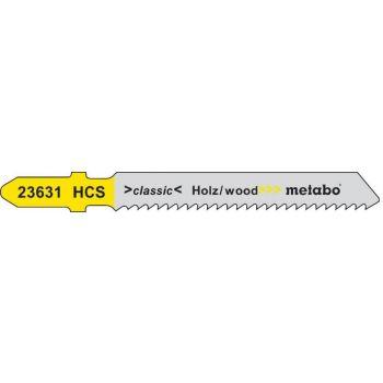 Tikksaetera Metabo puit 2,0/51mm HCS 5tk