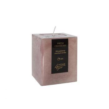 Küünal Fresh Cranberry 7,5x7,5x10cm