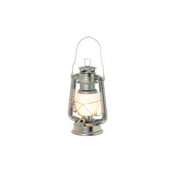 Tormilatern LED 24,5cm tsink