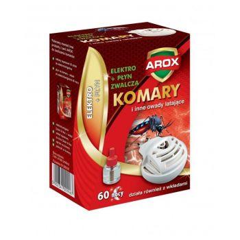 Sääsefumigaator Arox + täide 5902341009467