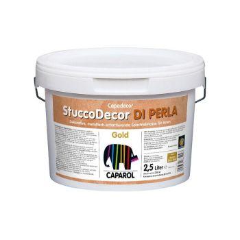 Dekoratiivne pahtlimass StuccoDecor DI PERLA Hõbedane 2,5 L