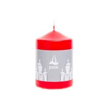 Küünal Polar 7x10cm punane