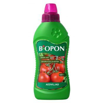 Väetis Biopon köögiviljadele 500ml