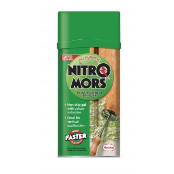 Üldotstarbeline värvi- ja lakieemaldaja Nitro Mors 750ml