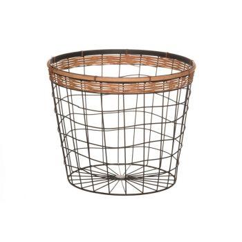 Korv Olga metallist 30,5cm