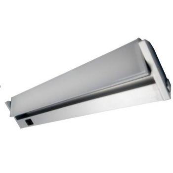 LED Valgusti 5W 400lm hõbe suunatav