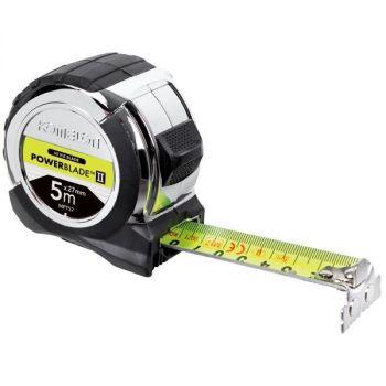 Mõõdulint 5m x 27 mm Tugevdatud, Kahepoolne, Magnetiga 8803005879501