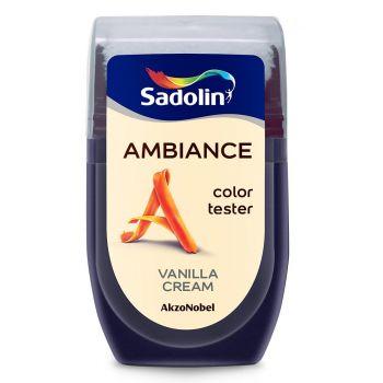 Ambiance tester Sadolin 30ml vanilla cream