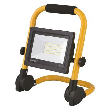 Prožektor LED 50W sangaga õhuke must 881-50 Prožektorid 4743157098150