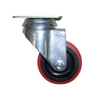 Mööbliratas B5065PR D=65 mm H=88 mm kuni 50 kg 4743025012394