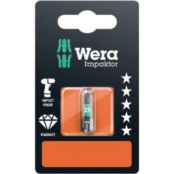 Otsak Wera Impaktor T20 25mm 4013288163240