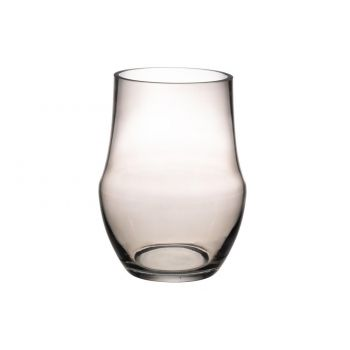Lillevaas Romance klaasist 20cm hall