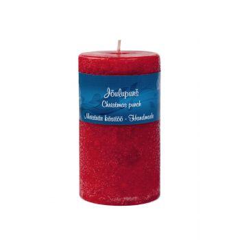Lõhnaküünal Jõulupunš 5.5x12cm 4742265001465