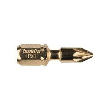 Kruvikeeraja otsikud Makita PZ1-25mm 2tk 088381414364