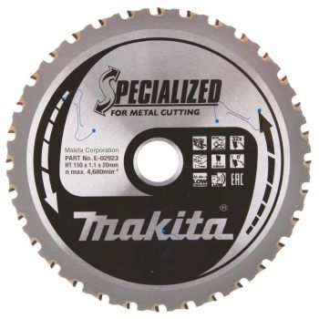 Saeketas Makita 150x20x1,1mm 32T 088381545235