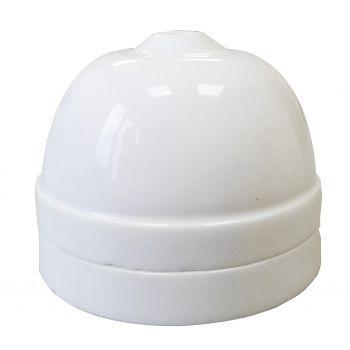 Laekate valgustikaablile keraamiline valge 4743157028027