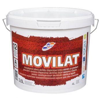 Akrüülvärv Movilat-12 3,6L