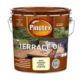 Pinotex Terrace Oil värvitu 3L