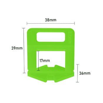 Plaatimisankur 3mm 3-15mm 100tk 4743217007597