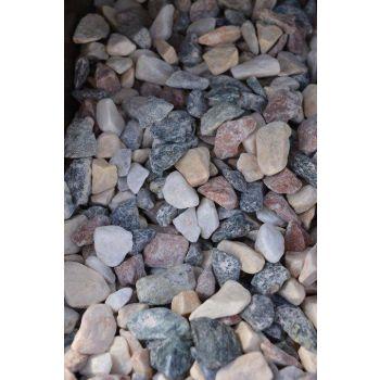 Dekoratiivkillustik mitmevärviline 8/16 20kg, 4741280150547