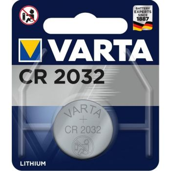 Patarei Varta CR2032 liitium  4008496276882