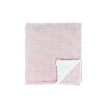 Pleed Ruudud 130x170cm roosa 6410413084162