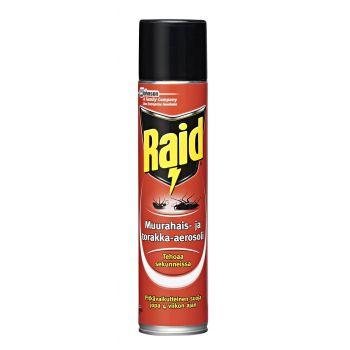 Sipelga-prussaka aerosool Raid 300ml 6414400057849