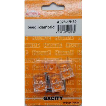 Peegliklambrid 4 tk 4742161000234