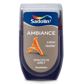 Ambiance tester Sadolin 30ml spacious grey