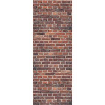 Seinapaneel PVC Red brick 2,65m