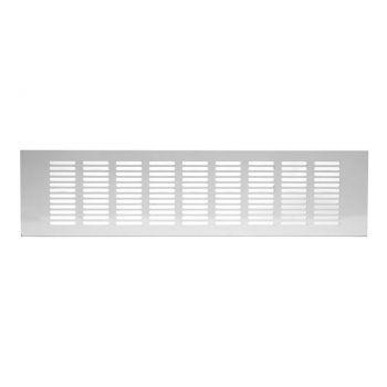 Ventilatsioonirest RA10160 100x1600mm valge