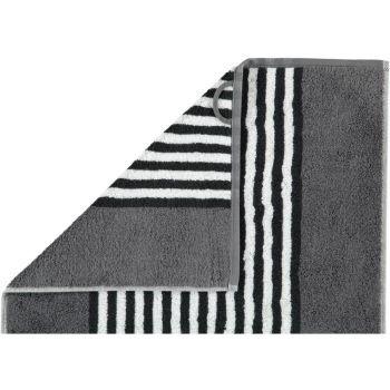 Froteerätik Cawö Black&White 30x50cm must