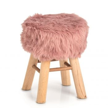 Pink Zottel 29x39cm roosa 4003368170220