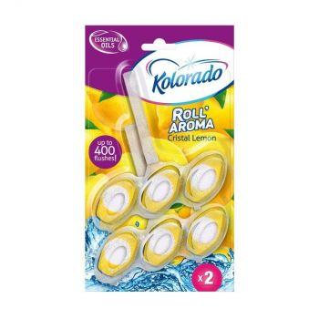 WC-seep Roll Aroma Lemon 2-pak 5902506009295