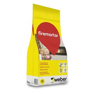 Tulekindel segu Weber Fire Mortar 5kg