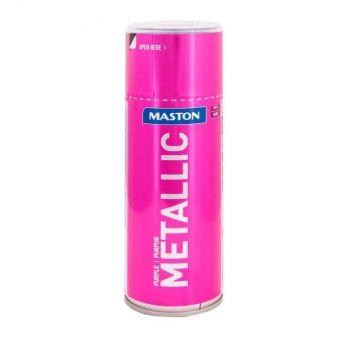 Aerosoolvärv Maston metallik punane 400ml 6412492108111